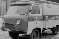A leleményes oroszok már önvezető UAZ-zal közlekednek 2