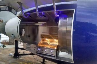 Ennél menőbb grillsütő nincs a világon