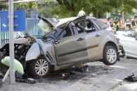 Centiken múlt, hogy nem lett gyerekgyilkos a részeg sofőr 3