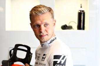 F1: Magnussen nem akar a középmezőnyben ragadni