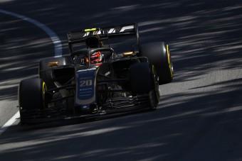F1: Szánta-bánta a beszólást Magnussen