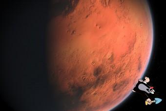 Újraindítanák a Marson dolgozó robotvakondot