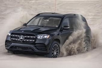 Csodákra képes a Mercedes GLS légrugózása
