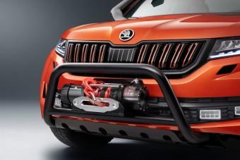Kaland-pickupot épített a Škoda