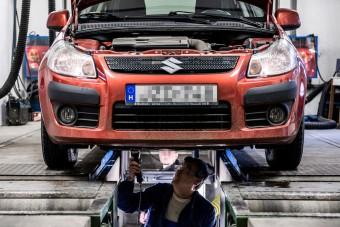 Életveszélyes autóalkatrészek jönnek Magyarországra