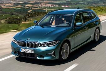 Megújult a legkisebb BMW kombi