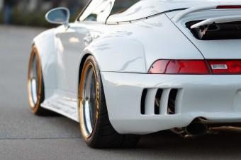 Méregdrágán alakítják Speedsterré ezt a 911-est