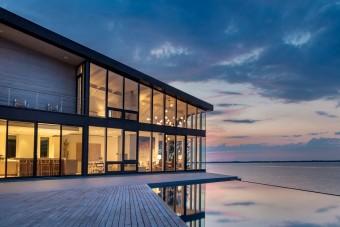 Azonnal beköltöznénk ebbe az óceánra néző luxusvillába