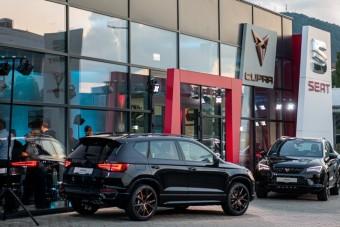 Már itthon is kapható a spanyol sportautó-márka