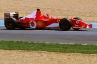 Újabb F1-es világbajnok autója kerül kalapács alá 3