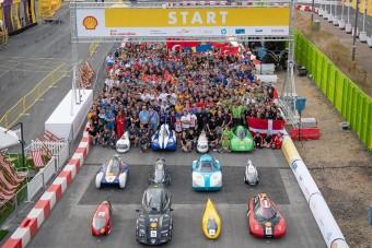 Magyarok is lesznek az alternatív autós csúcsversenyen
