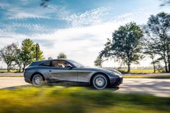 Klasszikus vadászkombi született ebből a Ferrariból