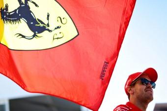 F1: A Ferrari mégsem fellebbez Vettel ügyében
