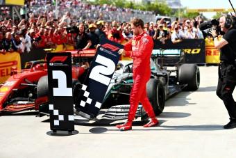 F1: Elutasították a Ferrari kérelmét, marad Vettel büntetése