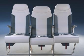 Végre elférhetünk a repülőgépek középső sorában