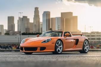 Egy második autó ára is kijött volna a Porsche fényezéséből