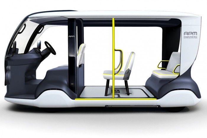 Elektromos kisbuszt fejlesztett a Toyota 2