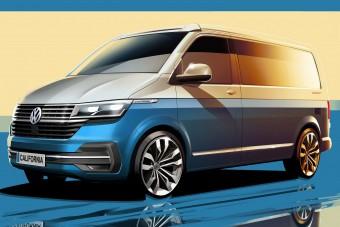 A jövőbe tekint a Volkswagen kempingbusza