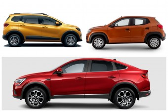 Új Dacia szabadidőjárművek érkezhetnek