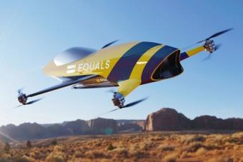 Repülő autókkal születik újjá a Forma-1
