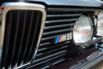 Brit újságírók nyúzták ezt az M5-ös BMW-t