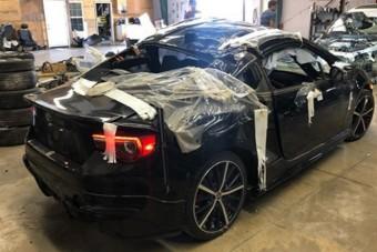 Itt a bizonyíték, hogy egy Toyota elpusztíthatatlan