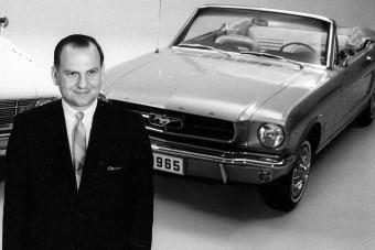 Meghalt a Ford Mustang legendás atyja