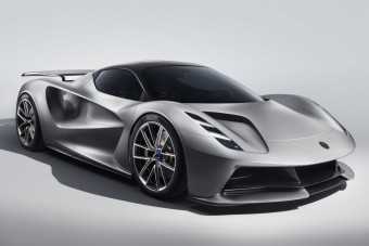 Kétezer lóerős lesz a Lotus utcai villanyautója