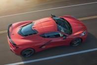 Itt az utolsó Corvette, ami az orrában hordja a motorját 1