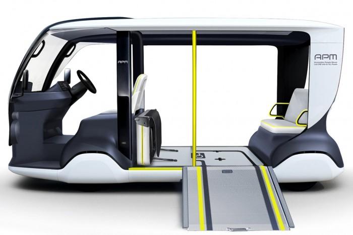 Elektromos kisbuszt fejlesztett a Toyota 3