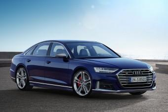 Hibridként tér vissza az Audi S8
