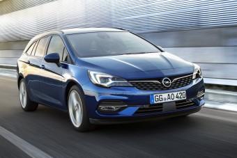 Kilencfokozatú váltó az új Opel Astrában (videó)