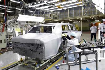 Így készül a Toyota luxuslimuzinja