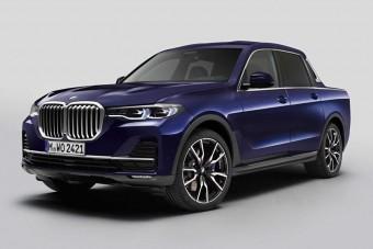 Pickupot álmodott az X7-esből a BMW
