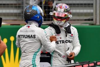 Bottas: Ez emlékeztet, miért is versenyzek