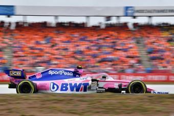 F1: Az elveszett pódium miatt búsul Stroll