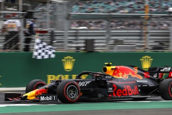 F1: Gasly már a dobogóval szemez