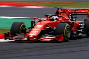 Vettel: Az én hibám volt