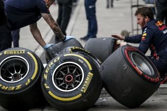 F1: Vettelék Barcelonában tesztelnek Japán előtt