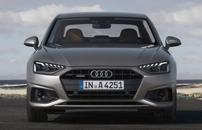 Még mindig jobbá lehetett reszelni – Audi A4 2019 4