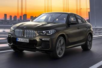 Világít az orrlyuka a legújabb BMW-nek