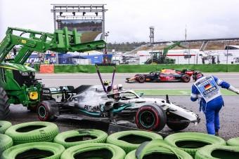 F1: Bottas eldobta a Merci-ülést?