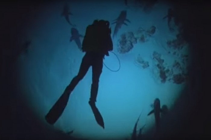 Óriási teljesítmény a Földközi-tenger mélyén