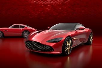 19 darab készül a centenáriumi Aston Martinból