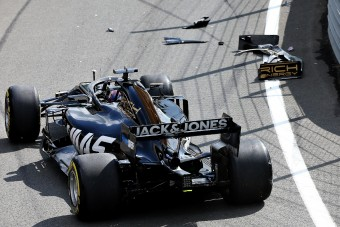 F1: Tovább gyűrűzik a Haas szponzorának története