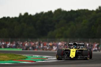 F1: Ricciardo megszorongatná egykori csapattársát