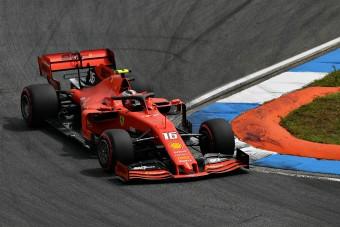 F1: Leclerc vitte a prímet az időmérő előtt