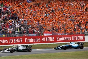 F1: Változás az eredményben, Hamilton és Kubica is pontszerző