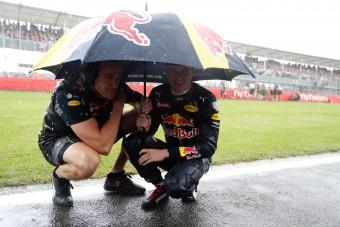 F1: Esni fog Silverstone-ban a verseny alatt?