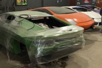 Hamis sportautókat gyártó üzemet kapcsoltak le Brazíliában